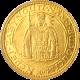 Zlatá mince Svatý Václav Jednodukát Československý 1932