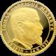 Zlatá uncová medaile T. G. Masaryk 70 let od úmrtí 2007 Proof