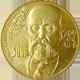 Zlatá investiční medaile 1 Kg T.G.Masaryk Motiv 5000 Kč bankovky 2010 Standard
