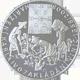 Stříbrná mince 200 Kč Karel IV. Vydání nařízení o zakládání vinic 650. výročí 2008 Stn