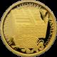 Zlatá mince 2000 Kč Zámek v Litomyšli Renesance 2002 Proof