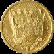 Zlatá mince 2000 Kč Zámek v Litomyšli Renesance 2002 Standard