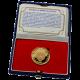 Exkluzivní Zlatá mince Nkwe Bophuthatswana 1987 Proof
