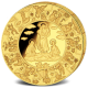 Zlatá minca Panna Marie 1 Kg Puzzle 2010 Proof