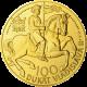 Zlatý 100 dukát Vladislav II. 2012 Standard