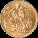 Zlatý Sovereign Král Jiří V. 1912